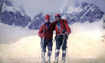 Alpinismo, 50 anni fa l'impresa dei Rusconi sulla Via del Fratello