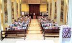 Chiesa vuota per Coronavirus? In Brianza il don dice messa con le foto dei fedeli sulle panche