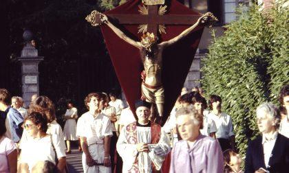 In tempi di Coronavirus Ello si affida al suo Santo Crocifisso