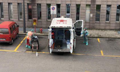 All'ospedale Manzoni di Lecco 52 pazienti Covid positivi ricoverati su 64 posti disponibili