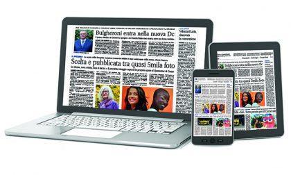 Giornale di Lecco e Giornale di Merate in versione sfogliabile online a un prezzo speciale