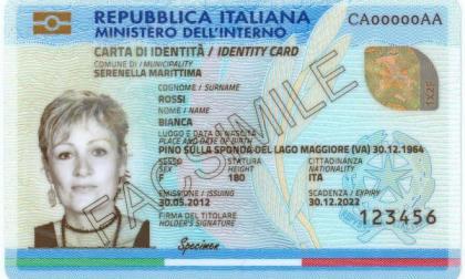 Carte d'identita, prorogata la validità dei documenti scaduti fino al 31 agosto