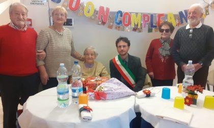 Addio a Filomena, la donna più anziana del Lecchese: aveva 108 anni