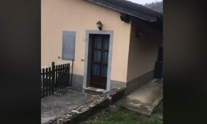 Spruzzata di neve in Brianza VIDEO