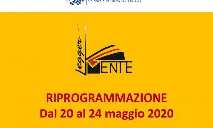 Leggermente, secondo rinvio: nuove date per l'edizione 2020 dal 20 al 24 maggio