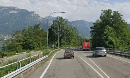 Ponte ferroviario vietato ai mezzi sopra 33 tonnellate