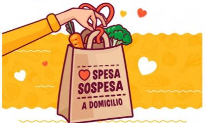 """Spesa sospesa"" ai bisognosi  con i produttori di Coldiretti e Campagna Amica"