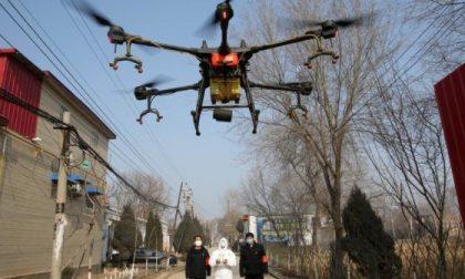 No alle gite fuoriporta: nel Lecchese controlli con il drone