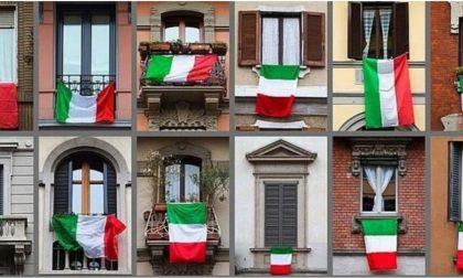 Il Comune invita i cittadini ad esporre il tricolore a inviare foto
