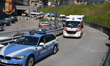 Coronavirus: quattro pazienti dell'ospedale di Lecco trasferiti in Germania