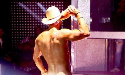 Magic Denny, muscoli hard: dalla Men Phisique allo spogliarello FOTO