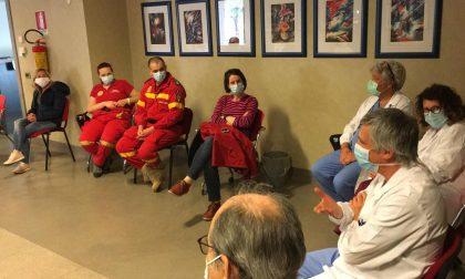 Dalla Romania una task-force di 11 rianimatori, 3 infermiere e un ufficiale