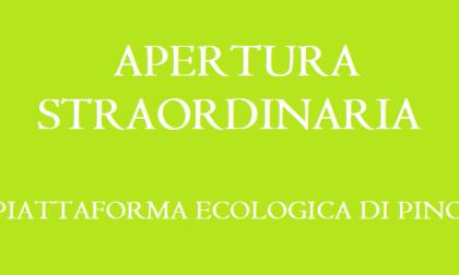 Varenna: apertura straordinaria della piattaforma ecologica