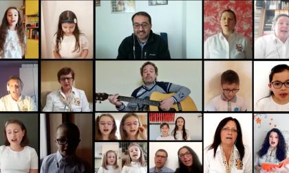 Per Pasqua un video speciale dei cori della parrocchia di Olginate