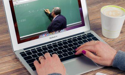 Lezioni online e due nuovi corsi dedicati all'emergenza