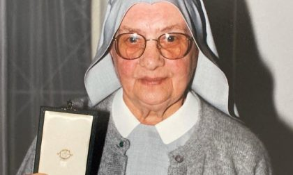 Addio a Suor Anna Agnese Rusconi, missionaria in Sudamerica
