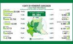Coronavirus: 7 nuovi tamponi positivi in Provincia di Lecco, 293 in Lombardia. Il 30% dei pazienti nelle Rsa è positivo