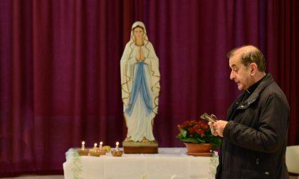 Doppia visita dell'arcivescovo Delpini nel Lecchese