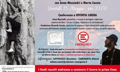 Fondazione Cassin e Emergency insieme per raccogliere fondi per l'emergenza Covid-19