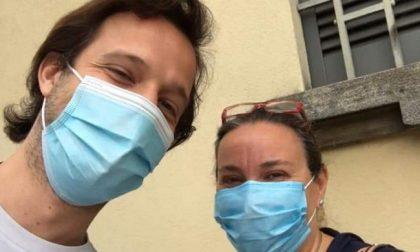 Vedova a causa del coronavirus, viene assunta dall'azienda in cui lavorava il marito
