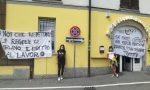 Aperitivi vietati, locale multato e sospeso: protesta delle sorelle bariste a suon di striscioni