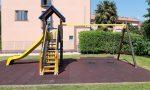 Nuovo look per i giochi per bambini in attesa della riapertura dei giardini