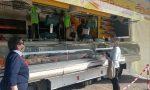 Fino a giugno solo generi alimentari al mercato di Merate
