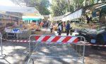 Il mercato di Calolzio ha riaperto i battentiFOTO E VIDEO