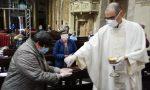 """Prima messa in Basilica con i fedeli: """"Ci siamo occupati del corpo, ora pensiamo all'anima"""" FOTO E VIDEO"""