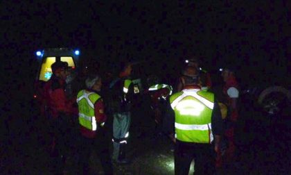 Escursionista precipita e muore in Alta Valle d'Intelvi