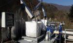 Premana: continuano i lavori di adeguamento del depuratore