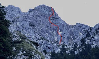 Ragni Around the World: on-line il video sull'apertura della Rat Wall, in Grignone