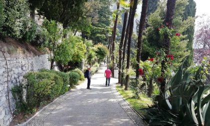 Riapertura Villa Monastero: risposta positiva del pubblico