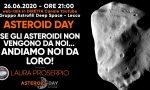 A Lecco appuntamento virtuale con l'Asteroid Day 2020