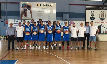 Il Basket Lecco rinuncia alla iscrizione in Serie B