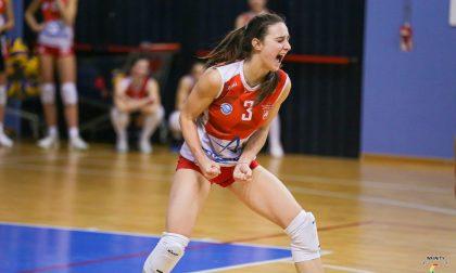 Arianna Lancini rinnova con la Picco Lecco