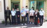 Conseganti gel igienizzanti e mascherine al carcere di Lecco