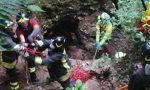 Dramma nella notte: cade nel dirupo mentre fa orienteering, gravissimo 60enne lecchese FOTO E VIDEO
