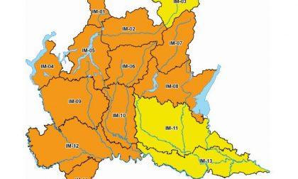 Temporali forti e rischio idrogeologico: prestare la massima attenzione, nuova allerta meteo nel Lecchese