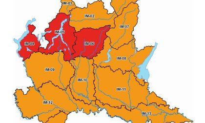 Condizioni meteo in peggioramento: nel Lecchese l'allerta meteo passa da arancione a rosso