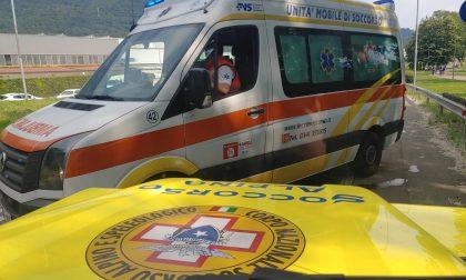 Cade sul San Martino, soccorso un escursionista di 66 anni