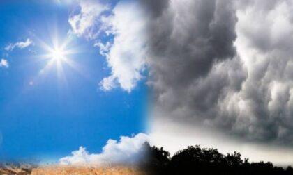Weekend tra sole e nuvole, domenica attesi forti temporali | Meteo Lombardia