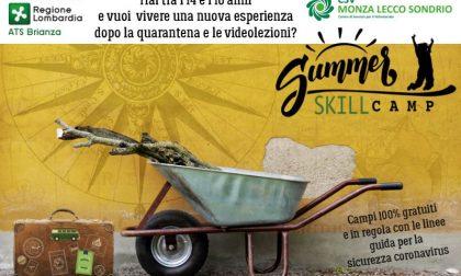 Summer skill Camp a Lecco per ragazzi dai 14 ai 16 anni: iscrizioni aperte