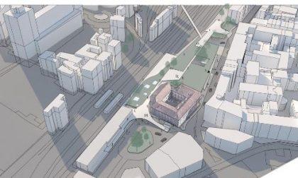Elezioni Lecco 2020, Appello pensa a una nuova stazione con i nuovi ingressi pedonali da piazza Sassi