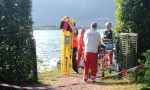Giovane scomparso nelle acque del lago di Oggiono ritrovato morto FOTO