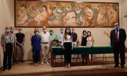 A una dottoressa di Caprino Bergamasco il premio Luca Magistris