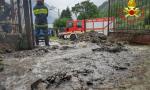 Maltempo: danni nel Lecchese. Esondato un torrente