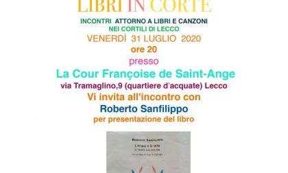 """""""L'acqua e la sete"""": Sanfilippo presenterà il suo libro a Lecco"""