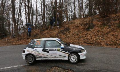 Rally, buoni piazzamenti in Toscana per la Scuderia Abs Sport