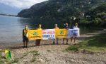 Goletta dei Laghi: tra Bellano e Dervio per difendere le sponde lacustri FOTO
